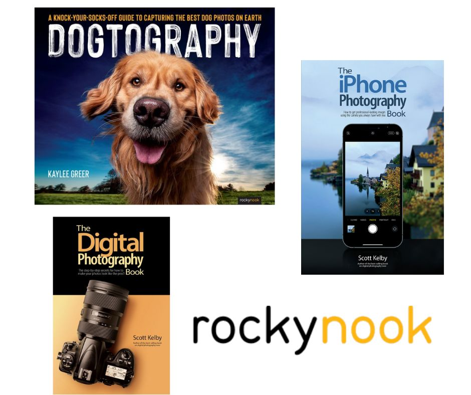 Rocky Nook Great Reads and Games for Dad
