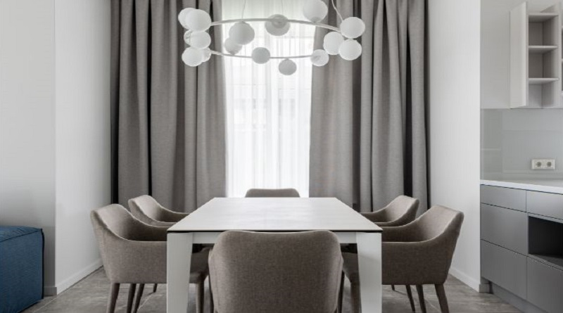 best dining chair Monochromatic Dining Room