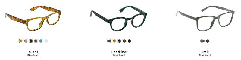 Peepers Blue Light Blocking Glasses