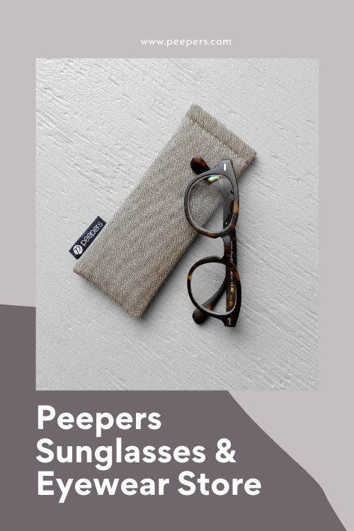 Give Dad the Gift of Sight with Peepers