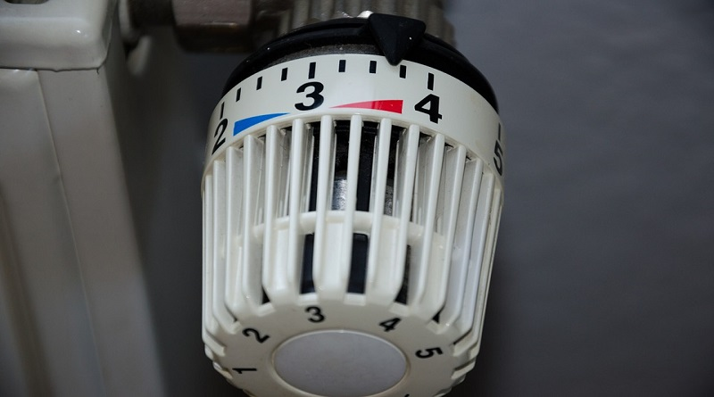 Ways To Save Energy At Home Radiator Heating Thermostat