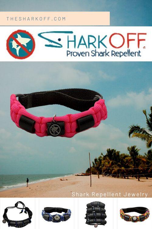 Shari OFF Shark Repellent Jewelry