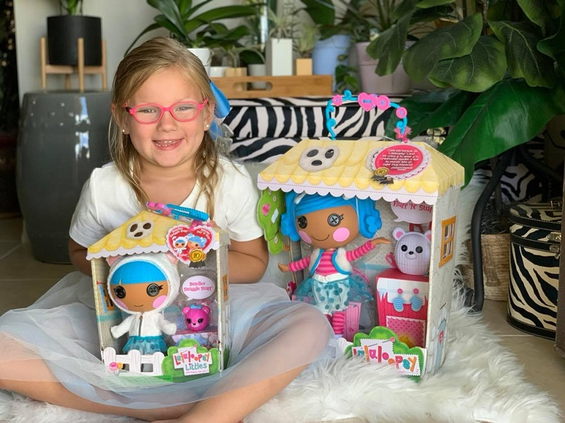 Welcome Back Lalaloopsy
