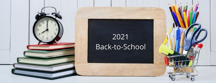 2021 Back to School