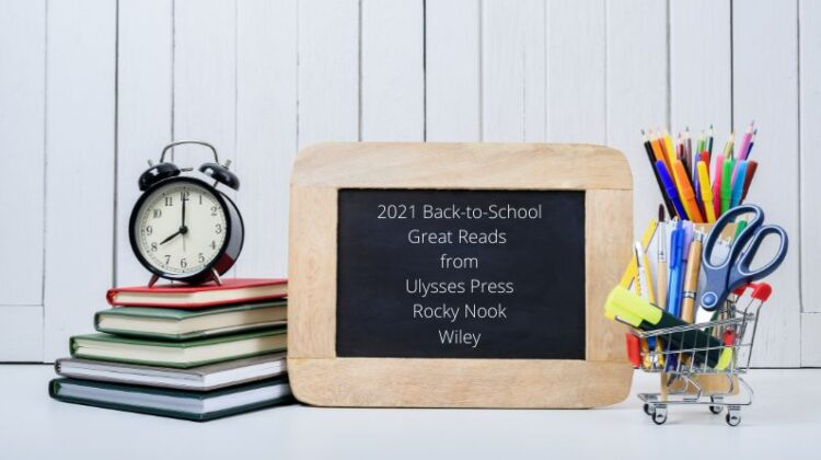 GREAT Reads from Ulysses Press, Rocky Nook, and Wiley