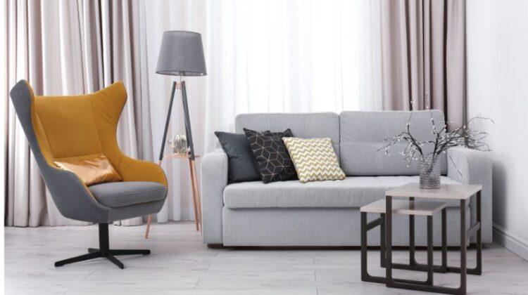ergonomic living room sets Modern Grey Living Room