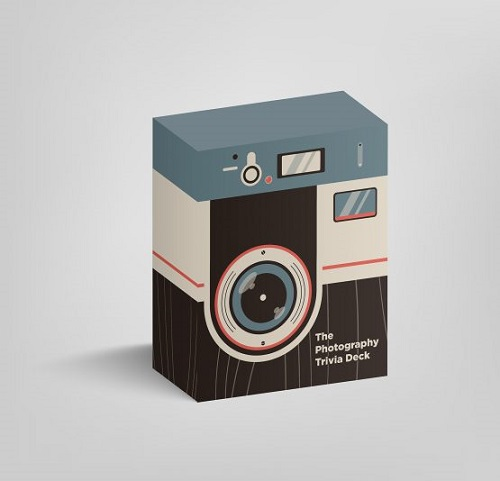 Photography Trivia Deck