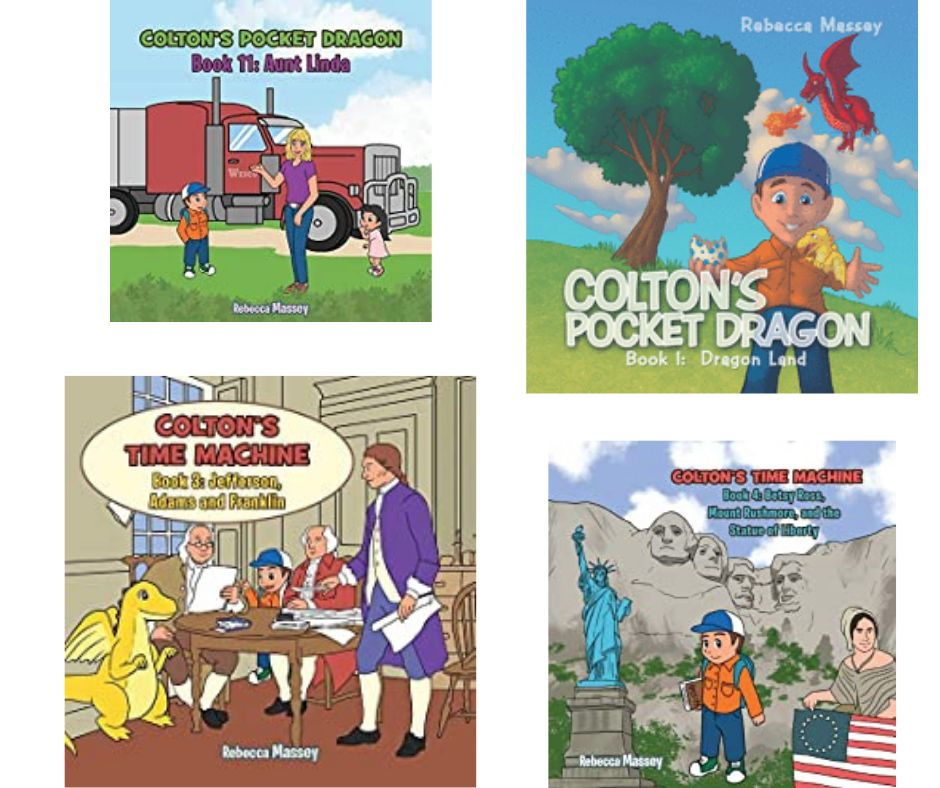 Books by Rebecca Massey Back-to-School Good Reads for Young and Old