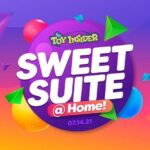 The Toy Insider Sweet Suite at Home