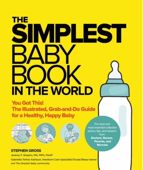 The Simplest Baby Book in the World
