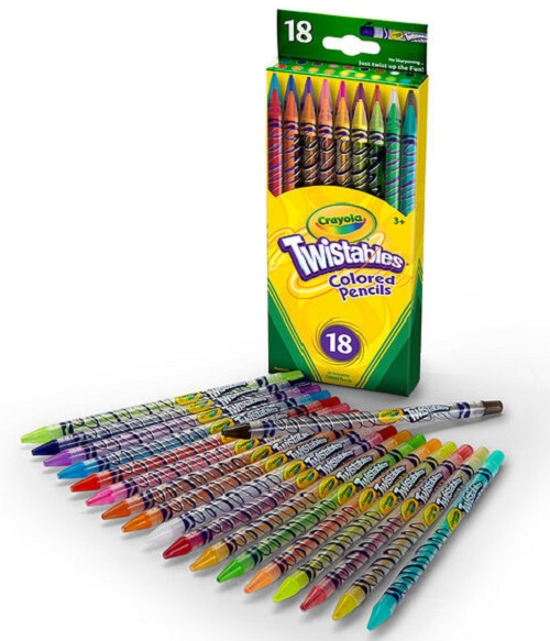 Crayola Twistables