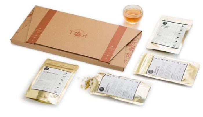 Tea Runners Herbal Tea Box