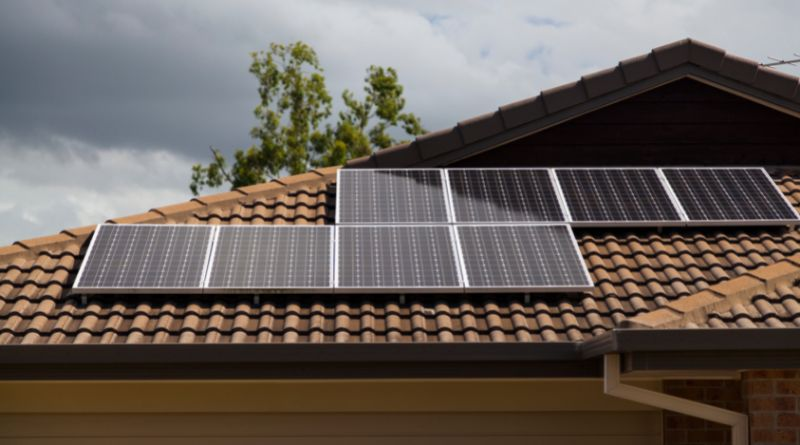 Solar Panels for Your Home Solar Panels on Tile Roof
