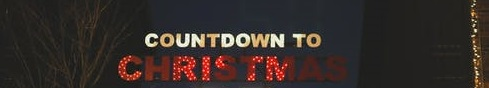Countdown to Christmas Divider