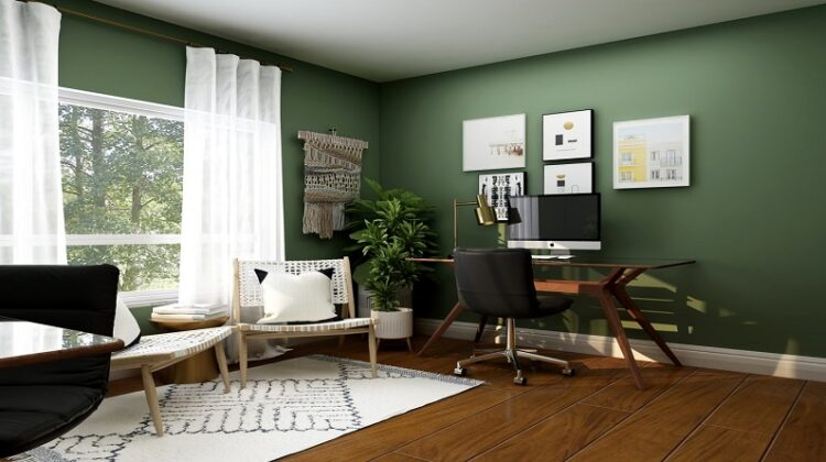 Show Off Your Home Office Home Office
