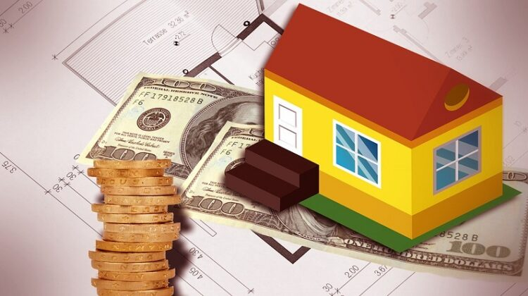 What to Know About the Real Estate Market / House and Money Clip Art