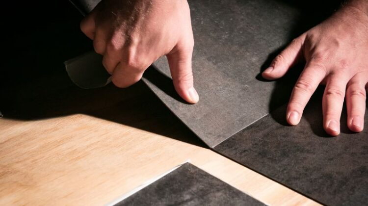Cost-Effective Features Installing Peel and Stick flooring tiles