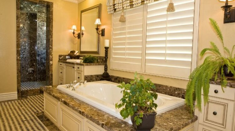 Luxury Bathroom / Beautiful Hotel Bathroom at Home