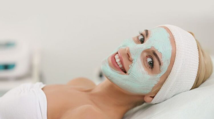 Woman getting a facial / How a Facial Could Improve Your Skin
